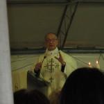 Mons. Luciano Giovannetti - Vescovo emerito di Fiesole.